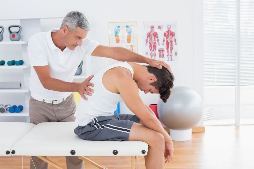 A Chiropractor Can Provide Different Types of Treatment for Back Pain