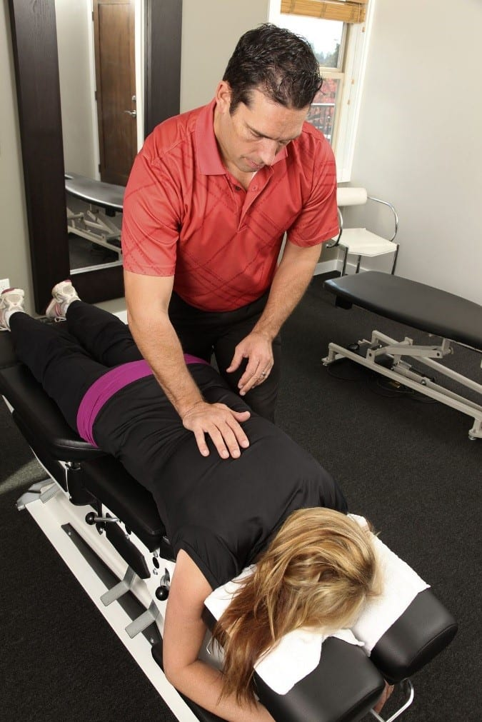 Spinal Manipulation from an Experienced Car Accident Back Pain Doctor