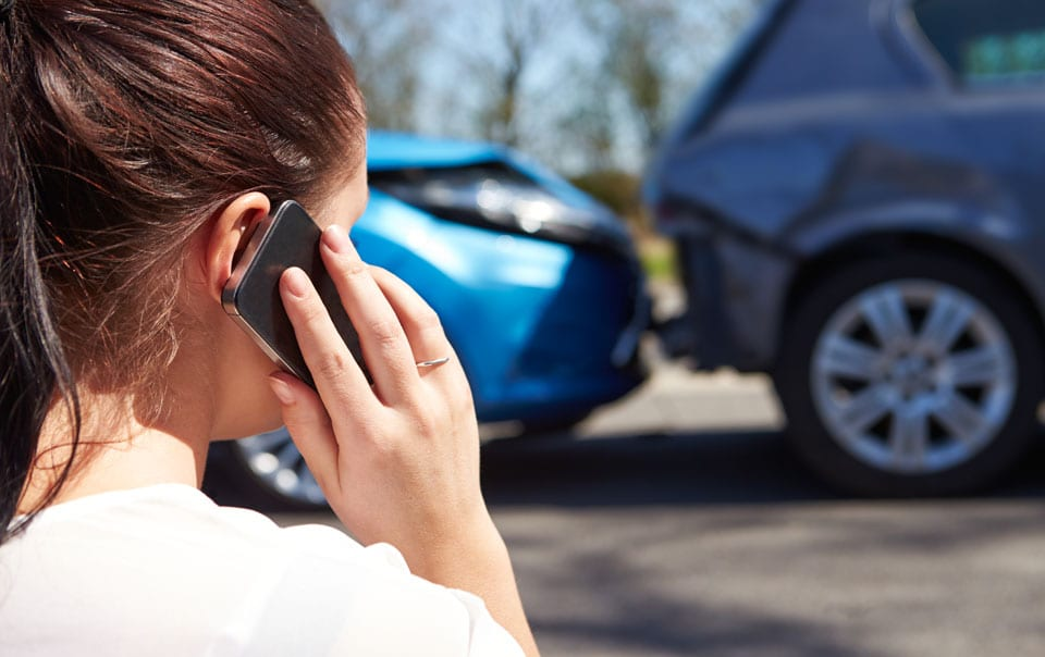 Call a chiropractor after a car accident