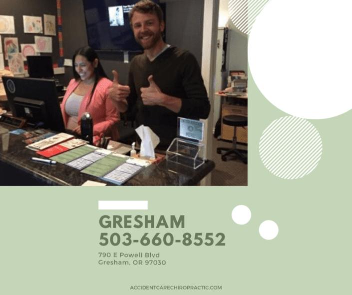 Chiropractor Gresham Clinic